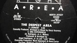 "The Deepest Area ""Una Experiencia"" 1990"