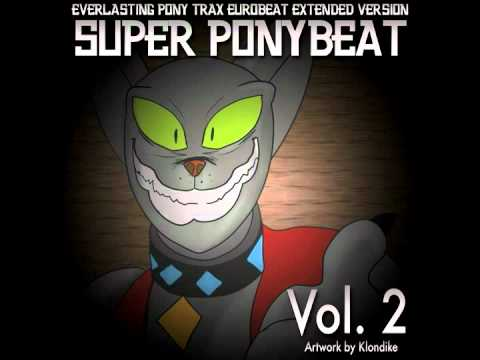 Super Ponybeat — Diamond Dogs (Euro Dirt Vocal Mix) by Eurobeat Brony