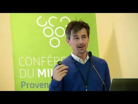 2019 Provence Conference du Millesime - Thibaut Scholasch - Bilan climatique développement foliaire