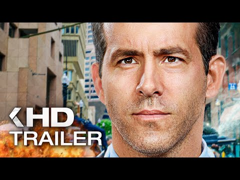 Teri Ann - Ryan Reynolds Is A Guy In A Video Game World That Decides To Be The Hero!