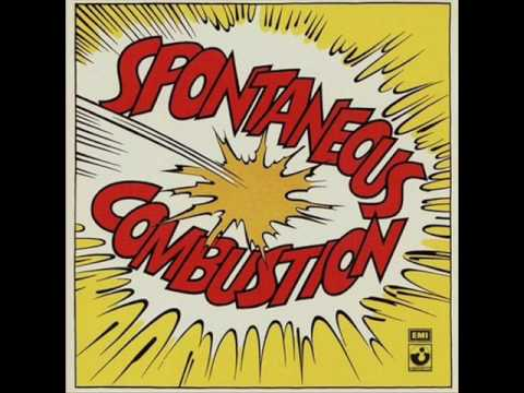 Spontaneous Combustion - Leaving (1972) UK Progressive Psychedelic. Produced by Greg Lake.