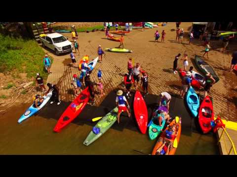 Ohio River Paddlefest  2016