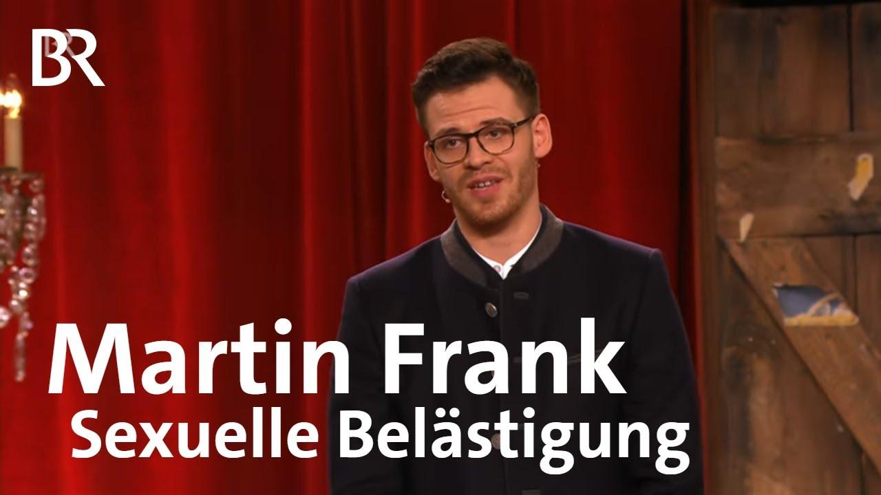 Kabarettist martin frank