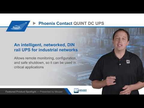 Phoenix Contact QUINT Power Supplies — Featured Product