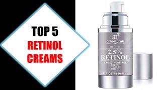 Top 5 Best Retinol Creams 2018 | Best Retinol Cream Review By Jumpy Express