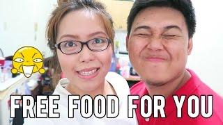 FREE FOOD FOR YOU! (Feb. 12-13, 2016) - saytioco