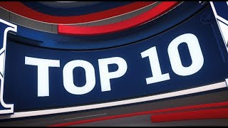 Top 10 Plays of the Night: January 29, 2018