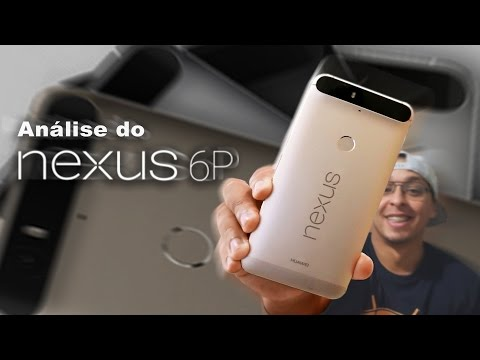Review (análise) do Huawei Nexus 6P
