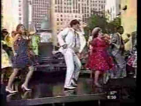 """HAIRSPRAY-""""You Can't Stop the Beat"""" Original BDWY cast 2002"""
