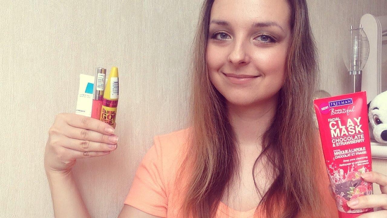 Косметика для подростка девушки