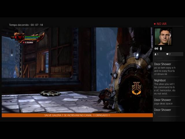 God Of War 3 [ps4] [09] O Labirinto [jogamais]
