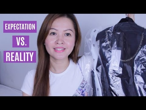 Shopping From Mango Online Shop: Expectation Vs.  Reality