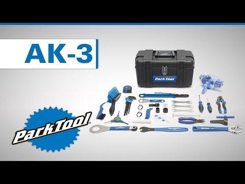 AK-3 Advanced Mechanic Tool Kit