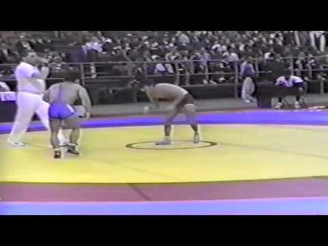 1994 World Cup: 48 kg Beyhan Guelfliiz (TUR) vs. Yutaka Saeki (JPN)