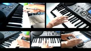 David Guetta - Without You ft. Usher - ThePianoGuys version (multitrack cover)