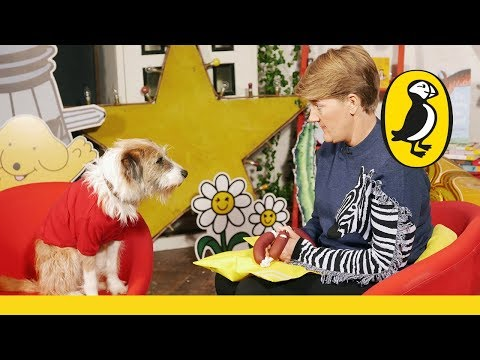 Clare Balding interview with a girl who thinks she is a dog
