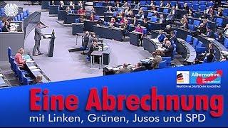 AfD - Eine Abrechnung mit Linken, Grünen, Jusos und SPD thumbnail