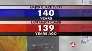 The Next Big Quake