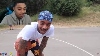 Proof That FlightReacts is NO LONGER The WORST Basketball Player Ever Reaction!
