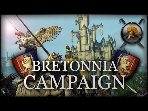BRETONNIA CAMPAIGN! - Total War: WARHAMMER...