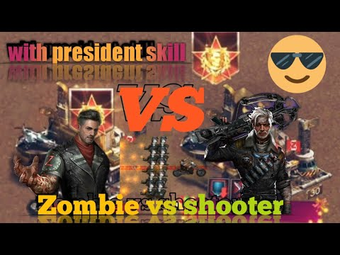 Last Empire War.z In Arena Fight Zombie Vs Shooter With President 👑390 Fight