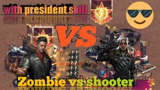 Last Empire war.z in arena fight zombie vs shooter with president 👑390 fight screenshot 4