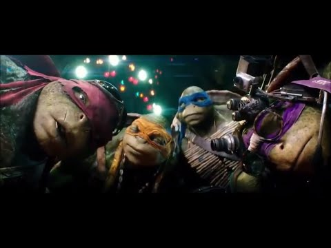 Teenage Mutant Ninja Turtles 2014 Hindi Last Meeting Scene  (10)