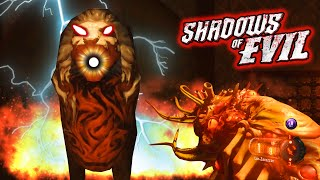 BLACK OPS 3 ZOMBIES *NEW* SHADOWS OF EVIL EASTER EGG STEP! (BO3 Zombies)