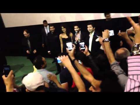 Priyanka chopra at cineworld Feltham