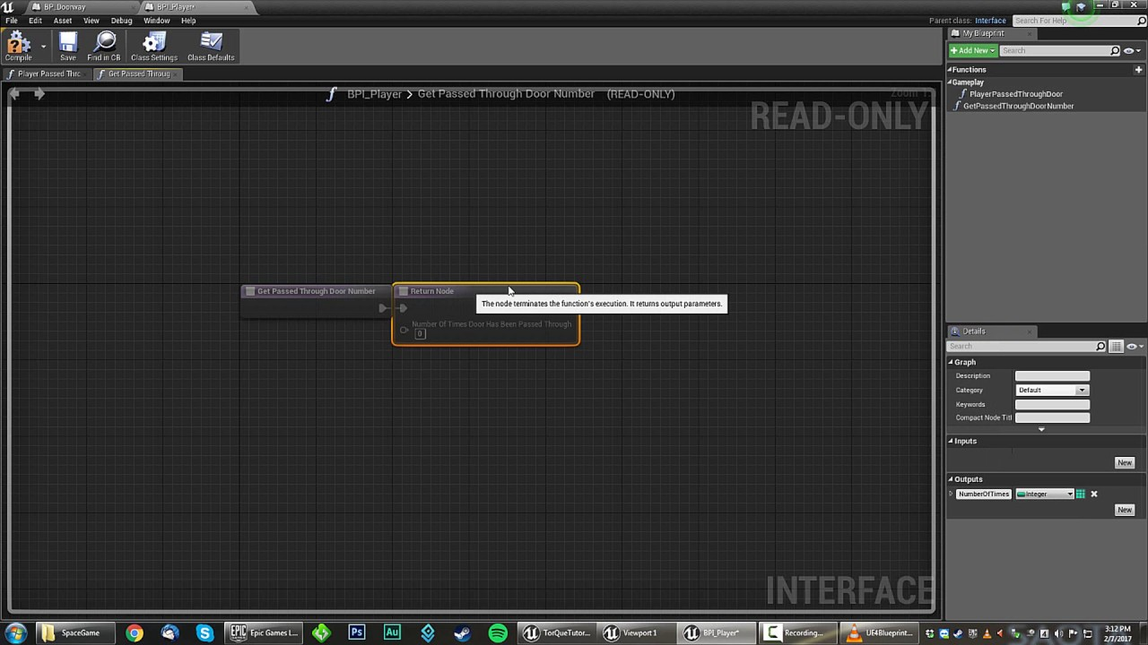Ue4 how to easily communicate between blueprints blueprint ue4 how to easily communicate between blueprints blueprint interface tutorial malvernweather Image collections