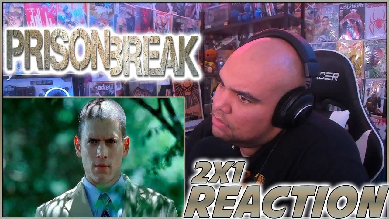 Download NOT SURE HOW I FEEL ABOUT THIS! | Prison Break 2x1 REACTION | Season 2 Episode 1