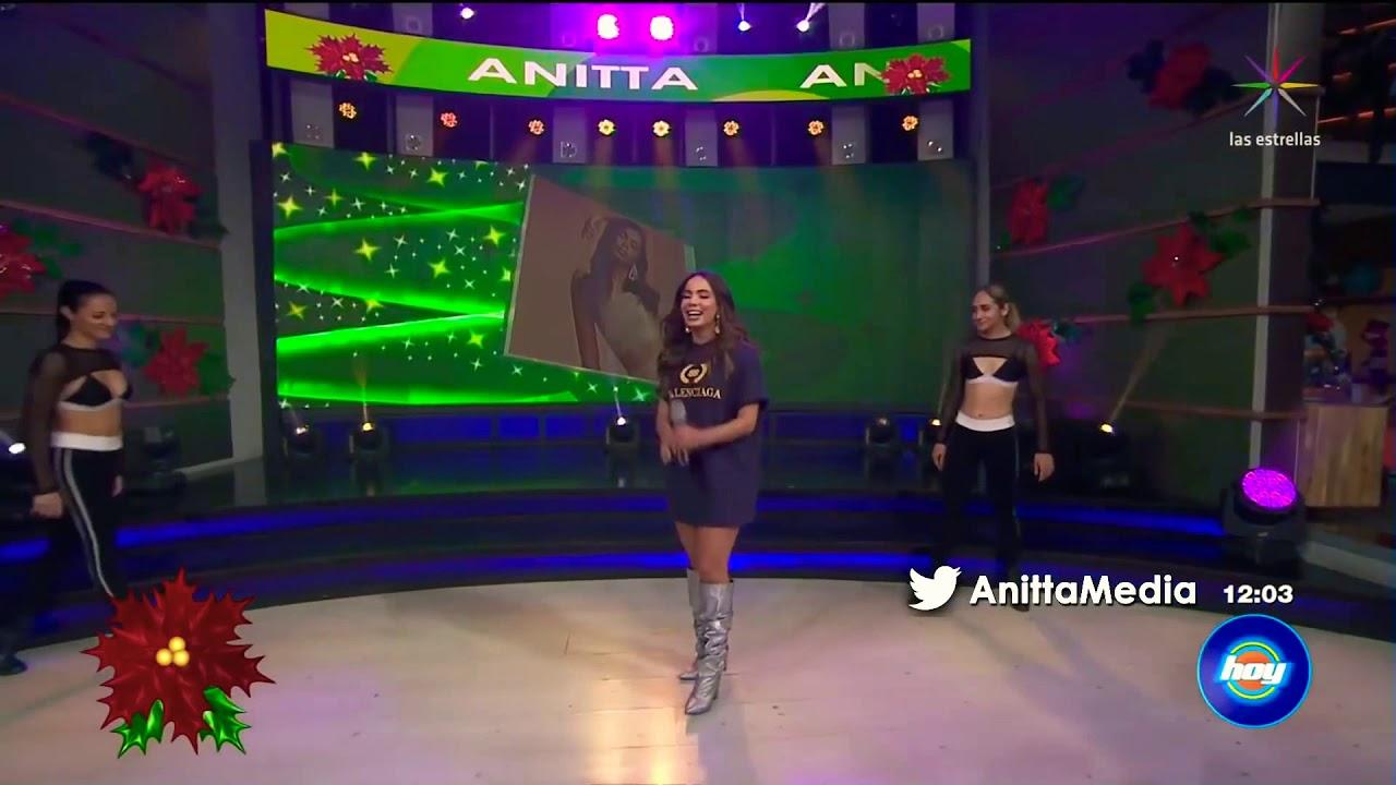Anitta - Veneno (En Vivo Programa Hoy) [México]