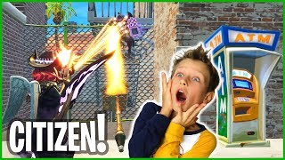 The Citizen Fortnite Challenge!