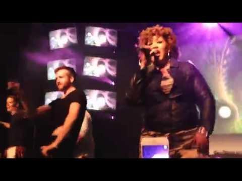 Simone Denny -- You're a Superstar (Pure Pride Calgary 2016)