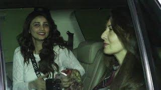 Salman Khan's EX-GIRLFRIEND's Sangeeta Bijlani & Daisy Shah SPOTTED Together @ PVR Juhu