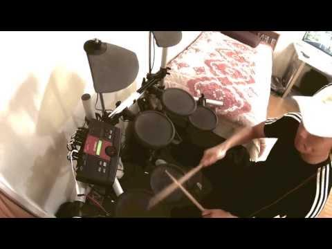 K.Will - 이러지마 제발 (Please don't) Drum cover (electronic) DTXPLORER