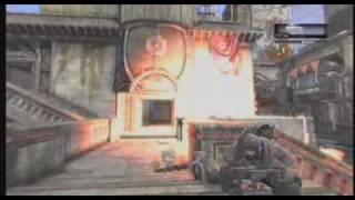 Skorge Smoke Grenade Suicide FTW (Gears Of War 2)