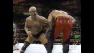 """Nature Boy"" Buddy Landel vs. Triple H (w/ X-Pac) (02 27 1999 WWF Shotgun Saturday Night)"