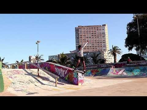 Skate Vision Durban Beach Skate Contest (CLIP)