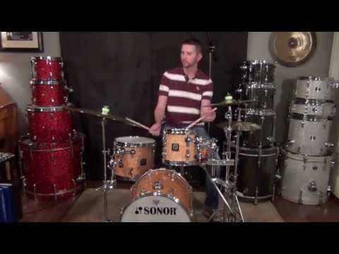 How to make a cool mini drum kit for traveling & small gigs - Jeff Jones - Zomac School of Music