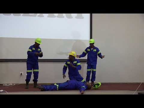 Assmang Khumani Mine Saftey Week Highlights