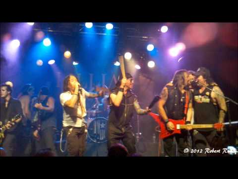 Lillian Axe - Show A Little Love - Dallas (07/08/12)