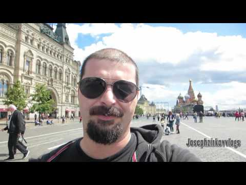 Moscow Russia Vlog 6 19 ( Nice People Everywhere)