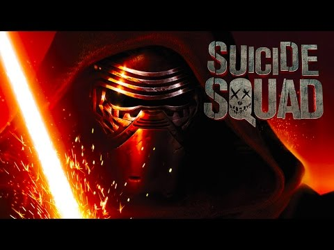 Star Wars: The Force Awakens (Suicide Squad Style)