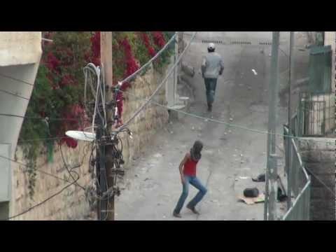 Nakba Day protest