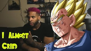 I Almost Cried | Dragon Ball Super Ep 126 Live Reaction thumbnail