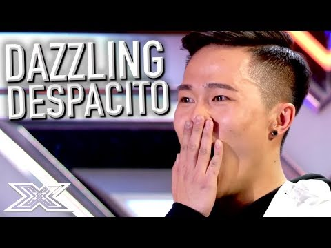 Contestant Performs Despacito in 3 LANGUAGES on X Factor Spain 2018!  X Factor Global