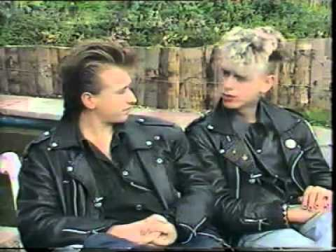 Martin Gore & Alan Wilder Interview