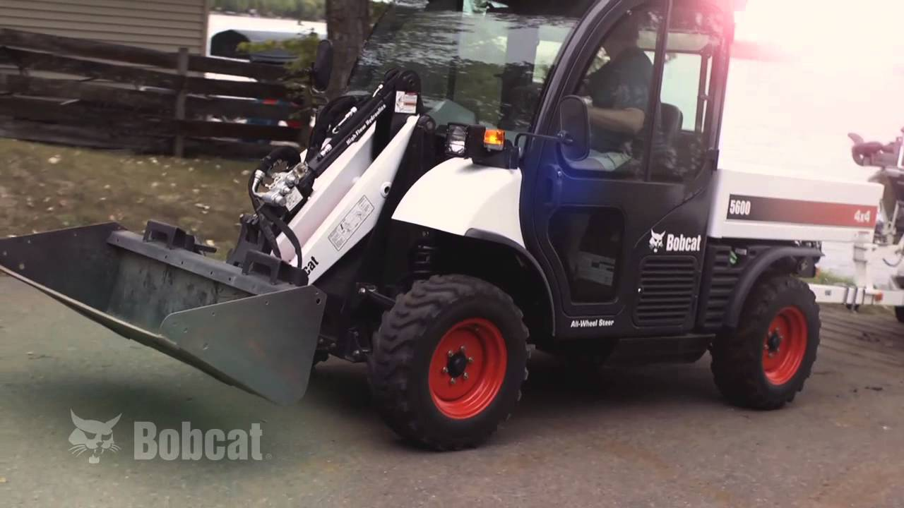 bobcat utility vehicles utv perfect weekend companions youtube. Black Bedroom Furniture Sets. Home Design Ideas