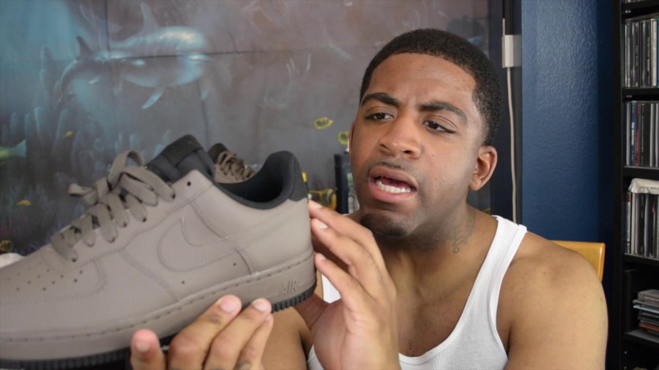Nike Air Youtube Force 1 Dark Mushroom Youtube Air dfdbc6